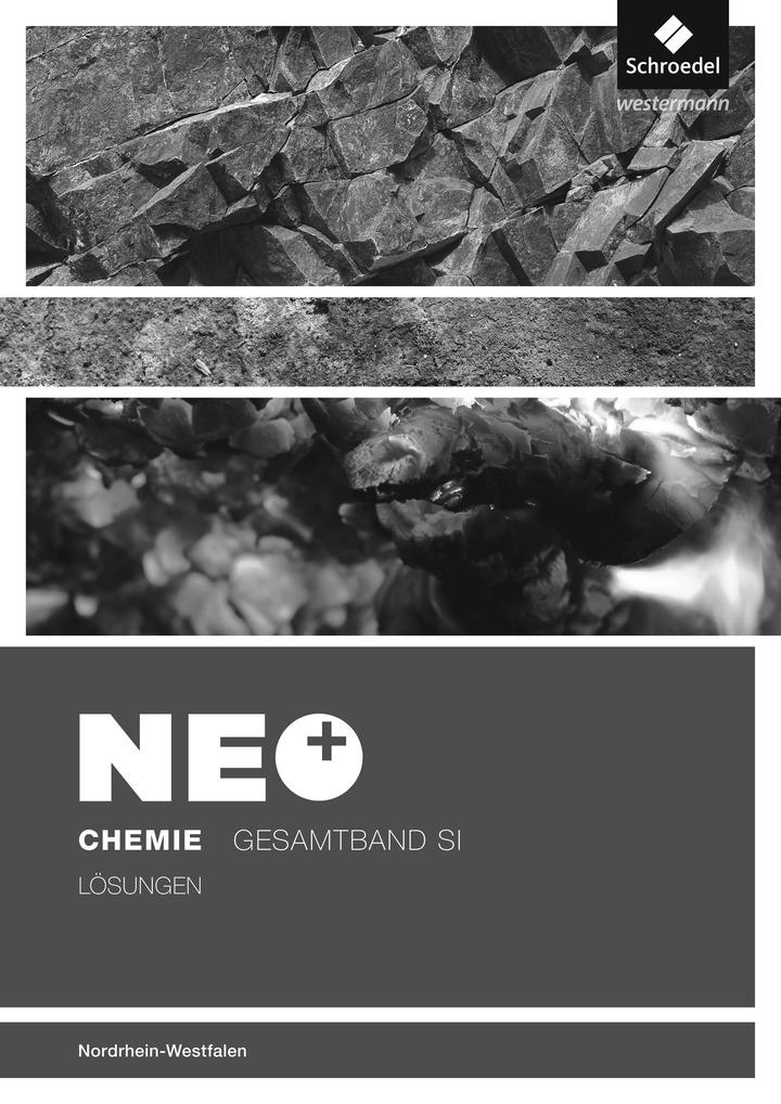 NEO Chemie - Ausgabe für die Sekundarstufe I in Nordrhein-Westfalen ...