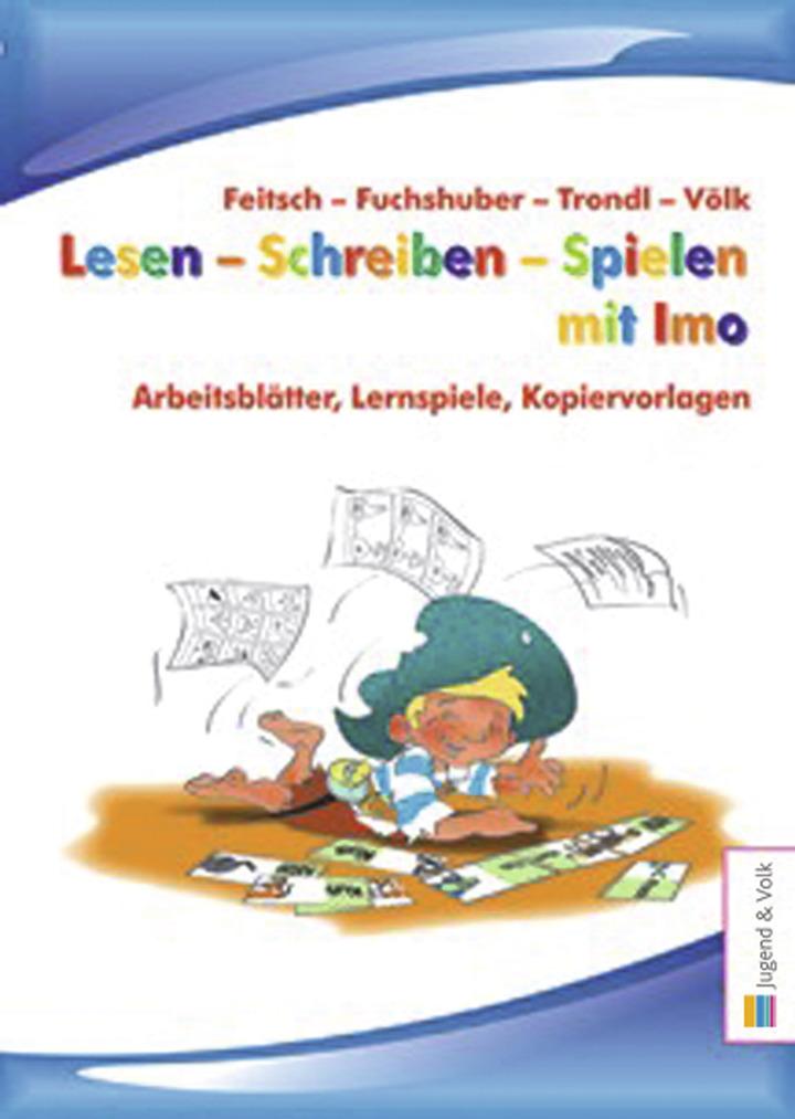 Lesen - Schreiben - Spielen mit Imo - Arbeitsblätter, Lernspiele ...