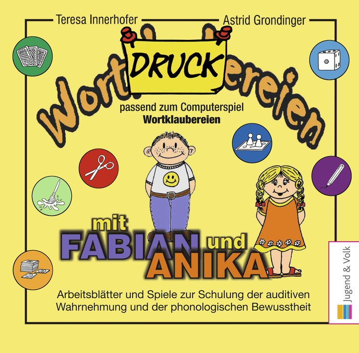 Wortdruckereien mit Fabian und Anika - DVD: Westermann Gruppe in ...