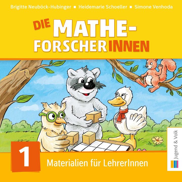 Die Mathe-Forscher/innen 1 - DVD – Materialien für Lehrerinnen und ...