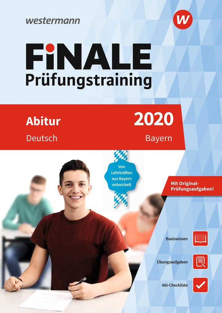 Deutsch abitur bayern 2020