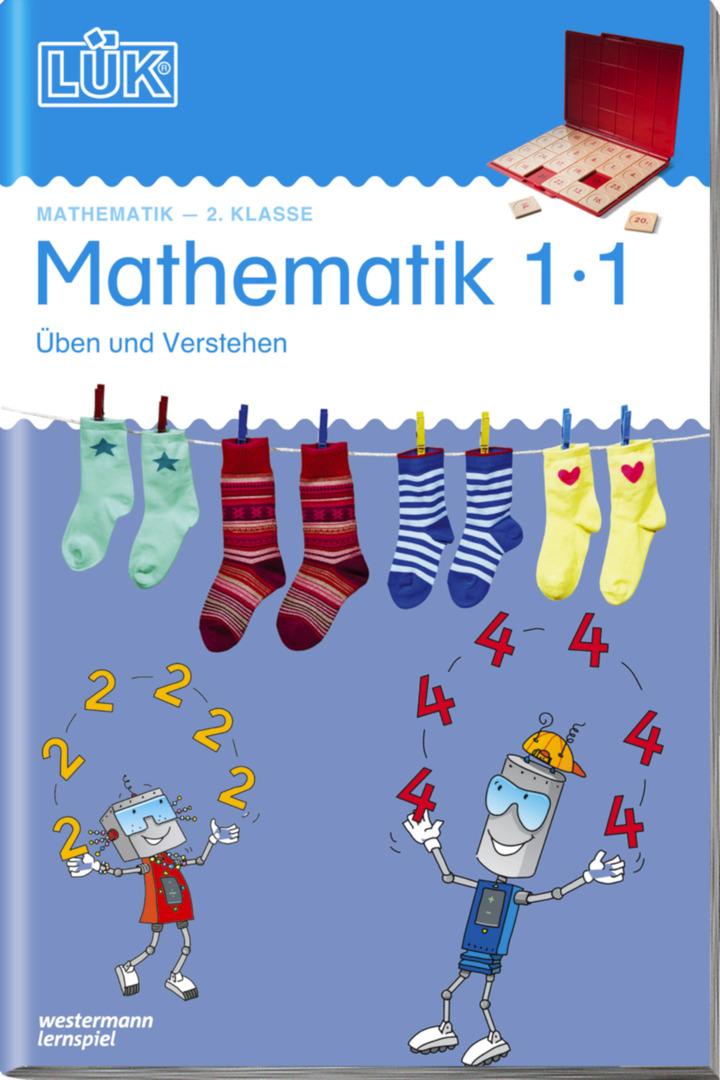 LÜK - Mathematik 1x1 - Üben und Verstehen ab 2. Klasse: Das ...
