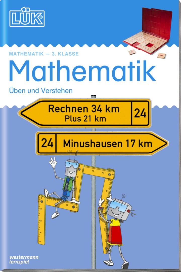LÜK - Mathematik 3. Klasse - Üben und Verstehen: Das ...