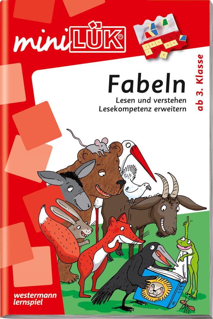 miniLÜK - Fabeln - Lesen und verstehen - Lesekompetenz erweitern ...