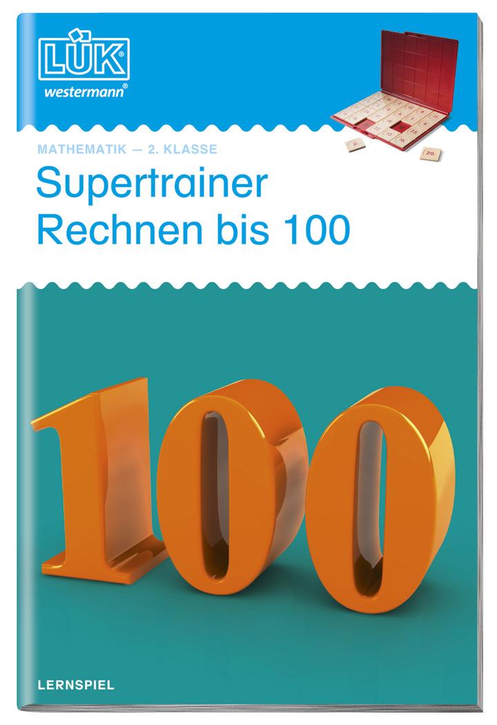 LÜK - Supertrainer Rechnen bis 100 - Kopfrechenübungen ab Klasse 2 ...