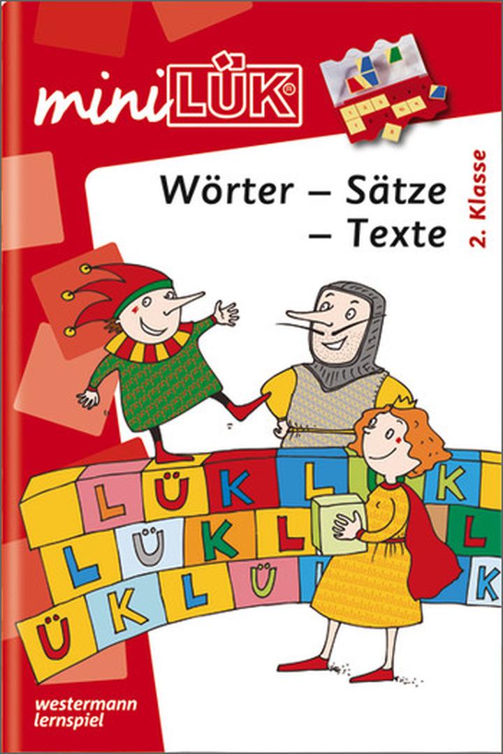 miniLÜK - Deutsch: LÜK - Lernen, Üben, Kontrollieren