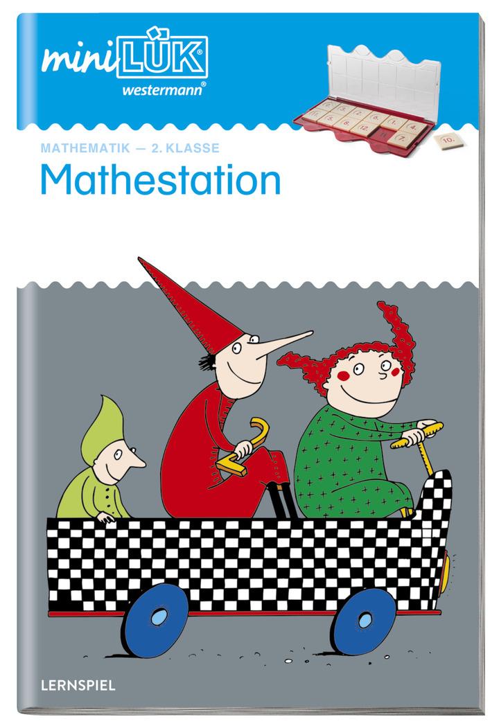 miniLÜK - Mathe-Station 2. Klasse: Das Grundschulprogramm der ...