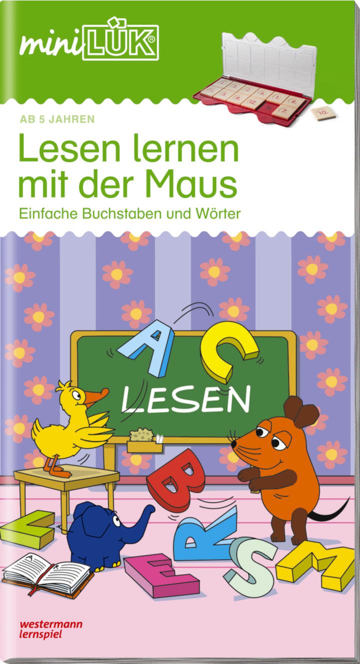 spielend lesen lernen