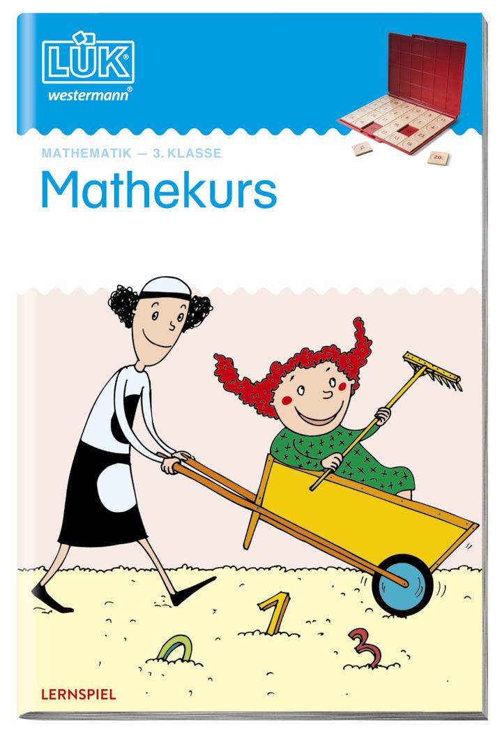 LÜK - Mathekurs 3. Klasse: Das Grundschulprogramm der Westermann Gruppe