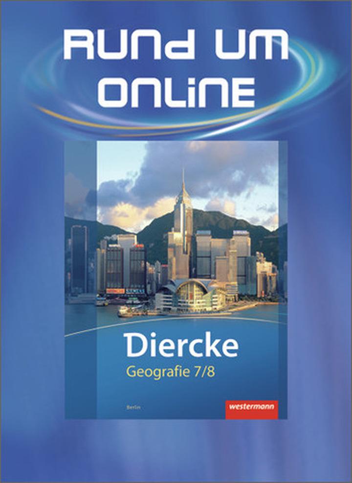 Diercke Geografie - Bisherige Ausgabe Berlin - Rund um ... Digitale ...