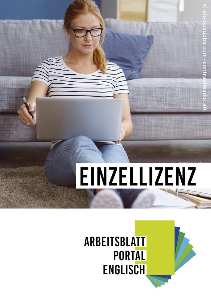 Arbeitsblatt-Portal Englisch: Diesterweg Verlag