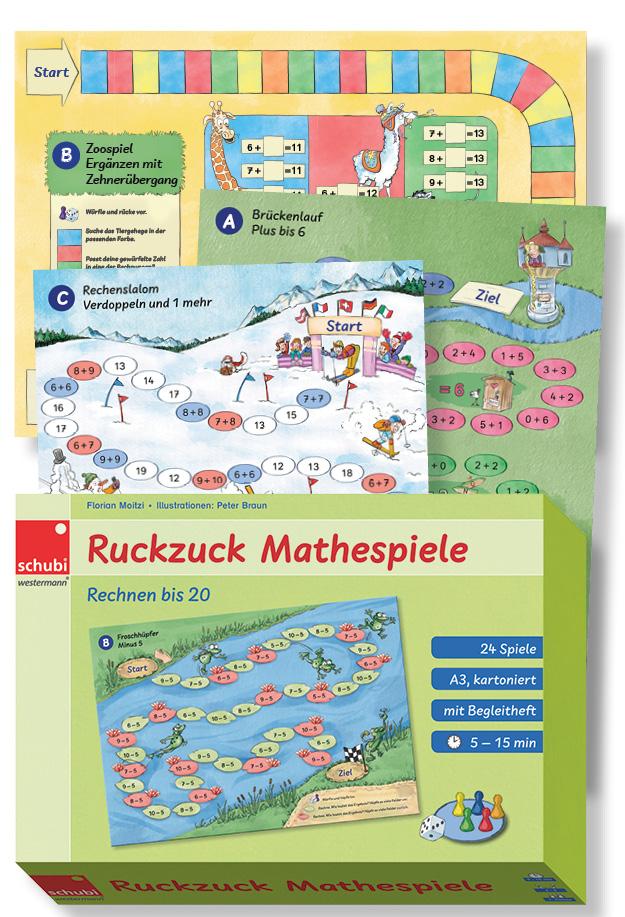 Ruckzuck Mathepsiele