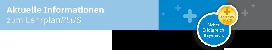 Lehrplan - ISB - Staatsinstitut für Schulqualität und