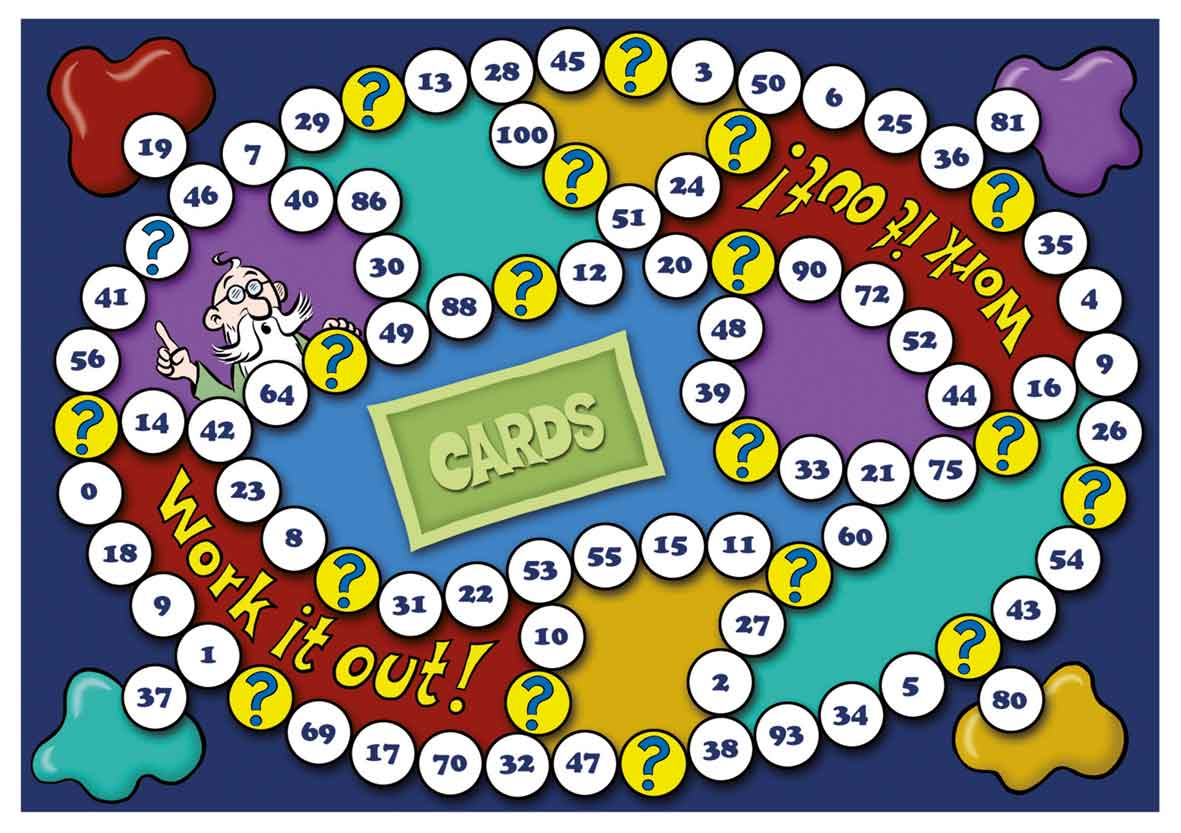 Words and Games - SCHUBI
