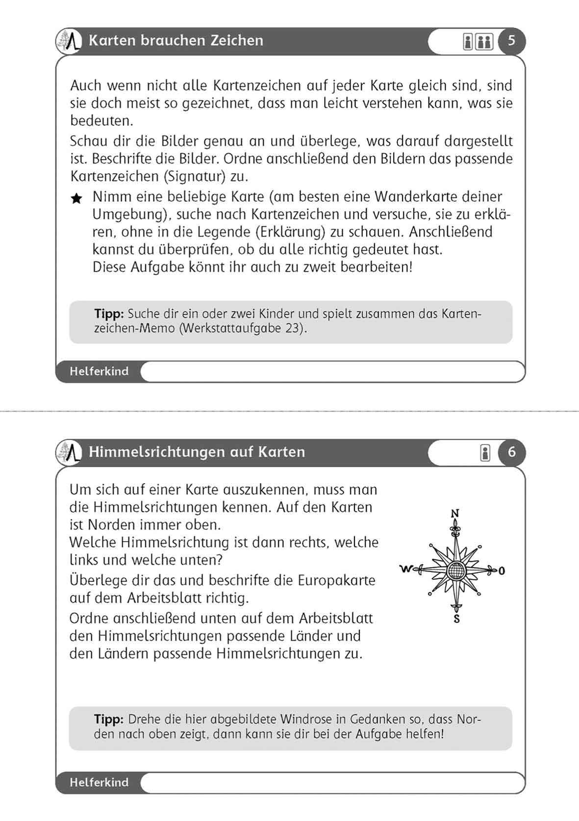 Karten und Pläne - SCHUBI