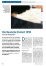 """Vorschaubild: Download Downloadpaket """"Tag der deutschen Einheit"""" - Mit ausgewählten Beiträgen für den Geschichts- und Politikunterricht"""