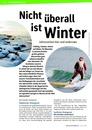 Vorschaubild: Beitrag Nicht überall ist Winter - Jahreszeiten hier und anderswo