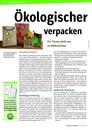 Vorschaubild: Beitrag Weitergedacht: Ökologischer verpacken - Ein Thema nicht nur zu Weihnachten