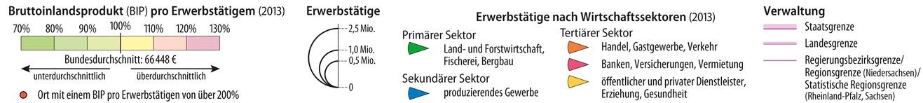 primäre sekundäre tertiäre sektor