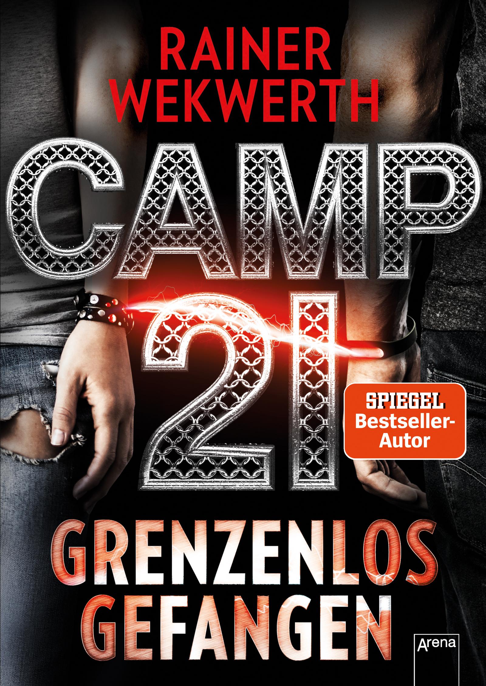 Bildergebnis für camp 21 grenzenlos gefangen