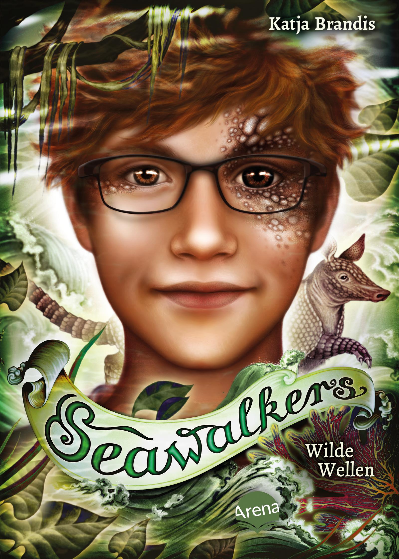 Seawalkers (3). Wilde Wellen   ARENA Verlag