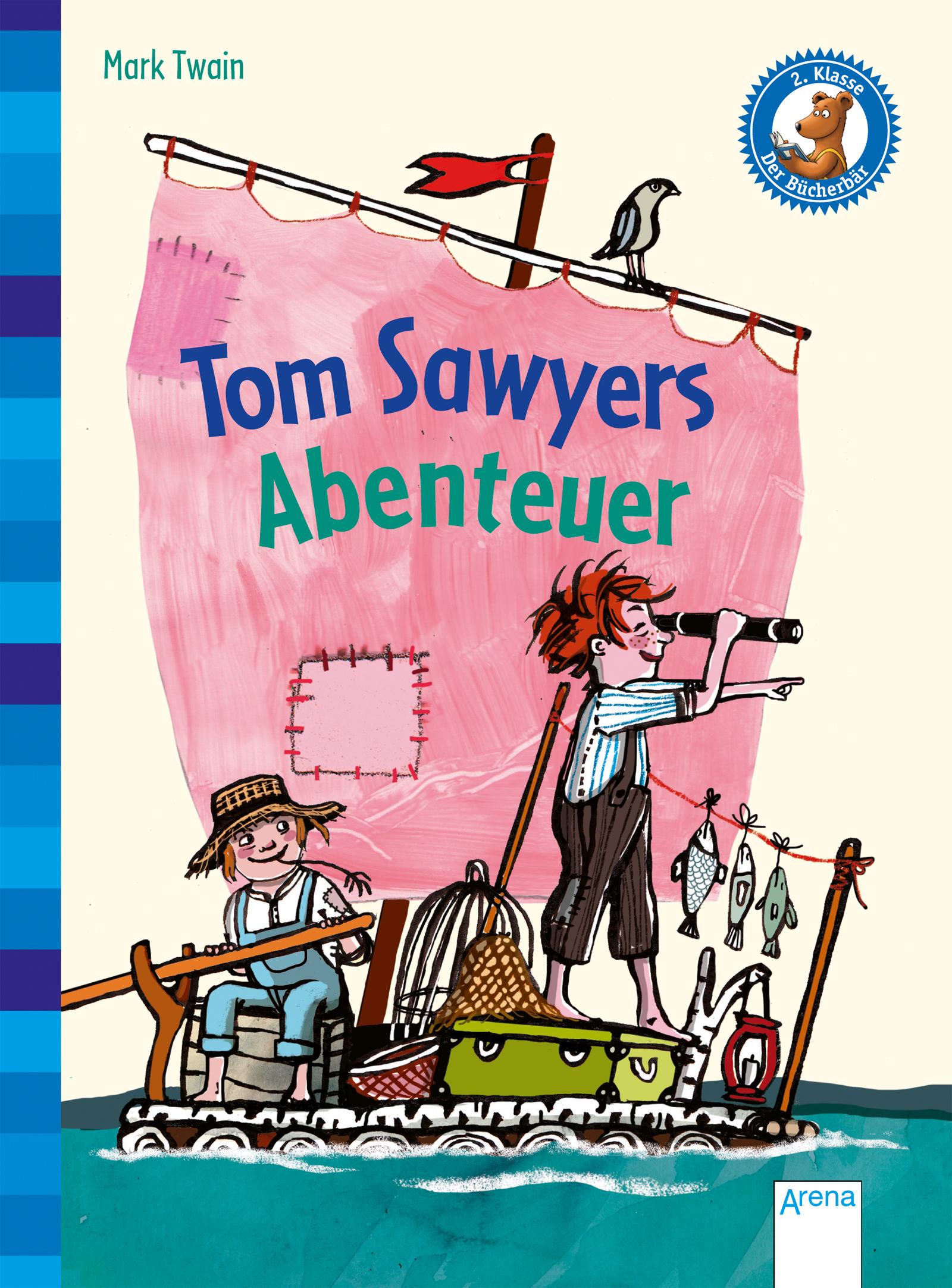 Großzügig Die Abenteuer Von Huckleberry Finn Arbeitsblatt Bilder ...