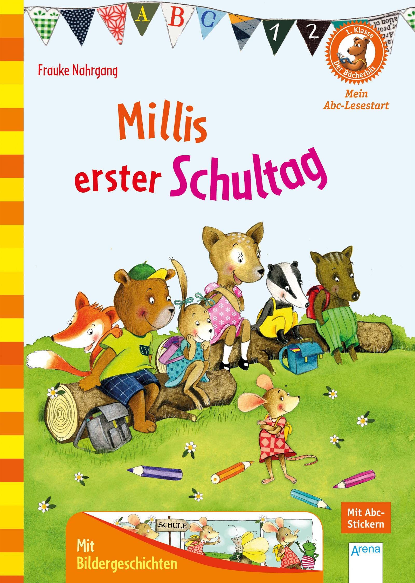 Millis erster Schultag | ARENA Verlag