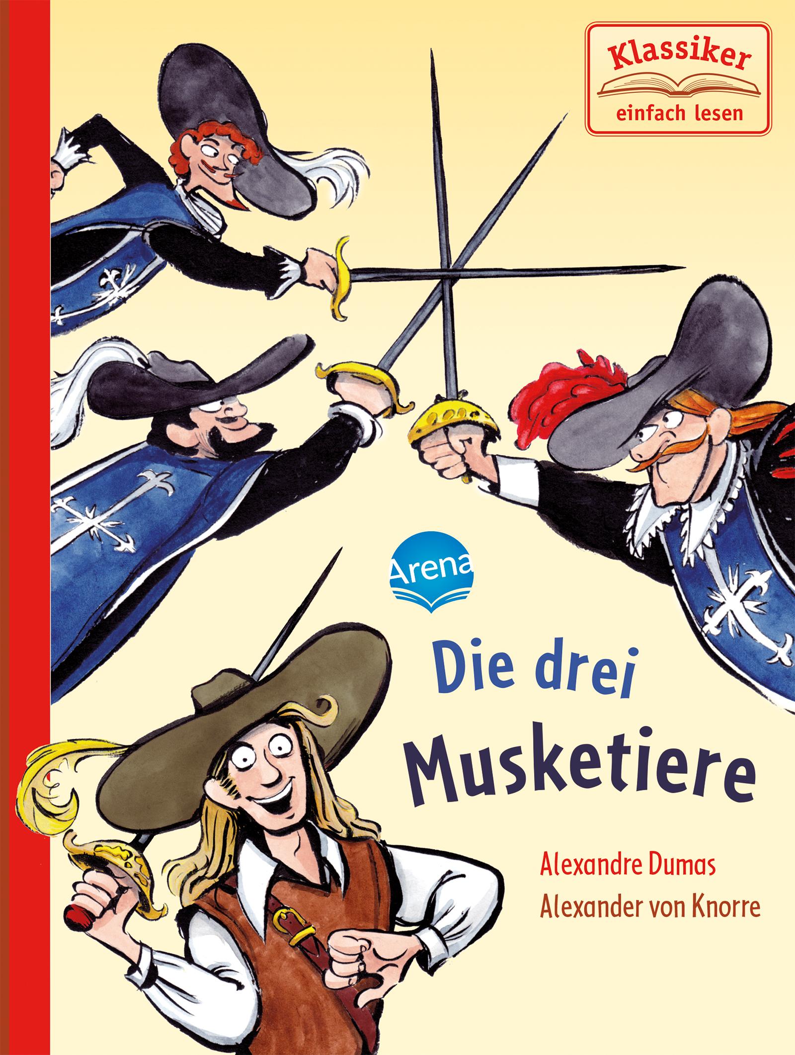 autor der musketiere