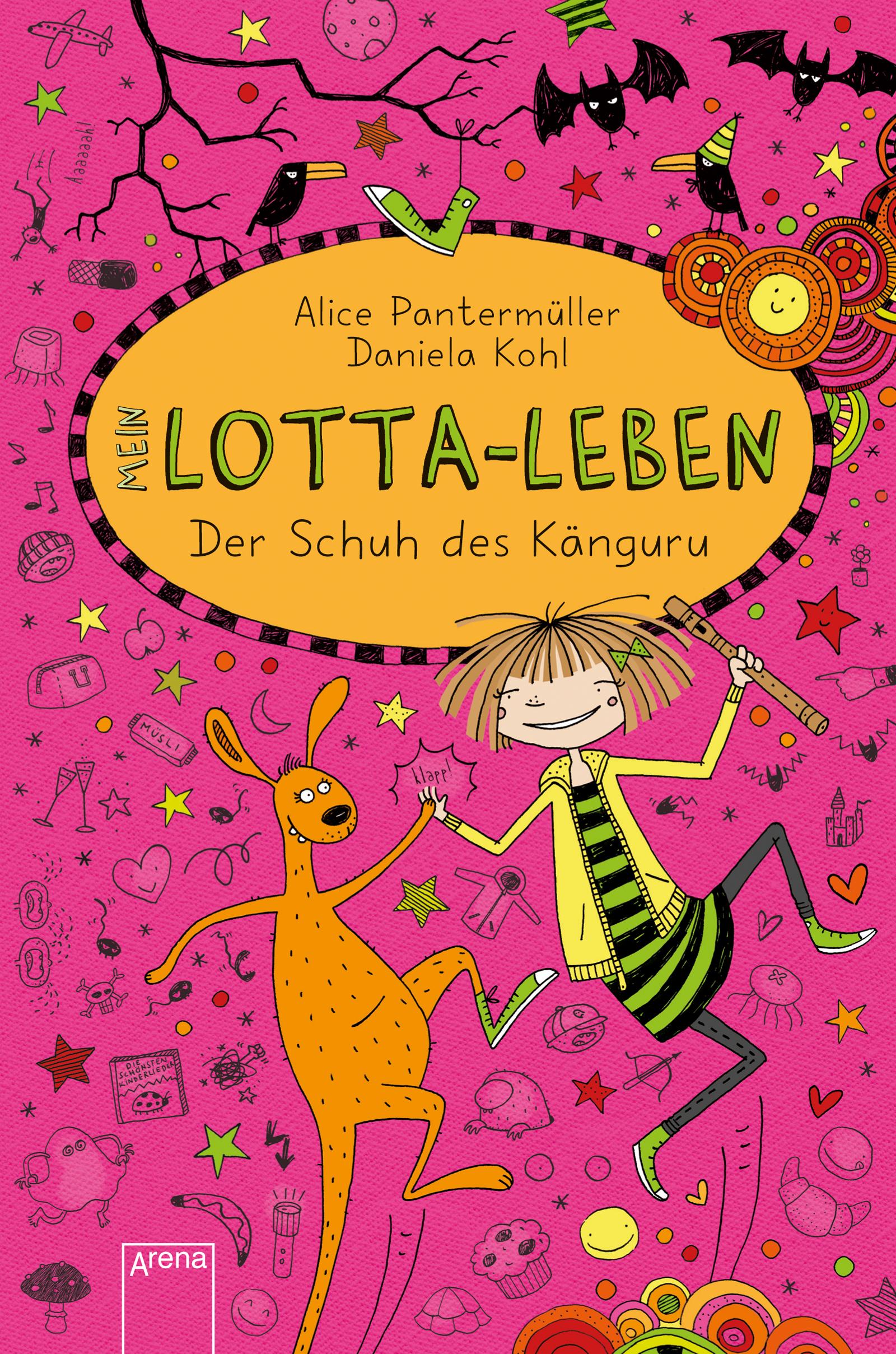 Der Schuh des Känguru Mein Lotta Leben Bd.10 Buch