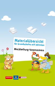 Materialübersicht MV
