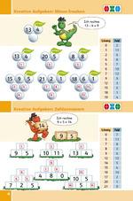 Kreative Aufgaben: Minus-Trauben und Zahlenmauern