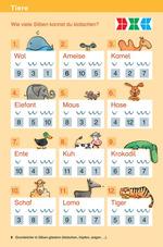 Tiere Wie viele Silben kannst du klatschen?