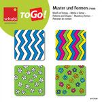 71668 - schubi ToGo Muster und Formen - Beispielkarten