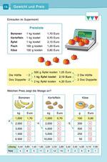 Gewicht und Preise