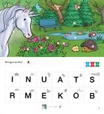 Wie beginnt das Wort?