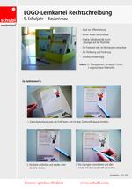 10150_LOGO-Lernkartei Rechtschreibung - So funktioniert