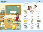In der Schule 1 Wortschatz