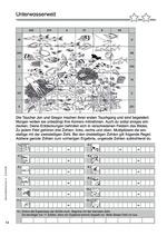 Beispielseite aus 24217 Wimmelbildrechnen 3, Schwierigkeitsgrad 2
