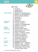 24609 Mein Lernheft Geometrie 3 Inhaltsverzeichnis