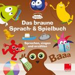 Beispielseiten aus dem braunen Sprach- und Spielbuch