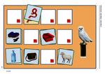 Spiele zum Laut SCH - Material für Sprachförderung und Therapie_Spiel Bingo Lotto