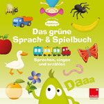 Beispielseiten aus dem grünen Sprach- und Spielbuch
