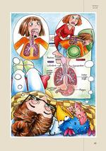 Hilfe! Frau Doktor und ihr Vogel kommen - Erste-Hilfe-Geschichten für Kinder_Beispielseite 2