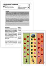 Beispiel 2_Spiele zum Laut R - Material für Sprachförderung und Therapie
