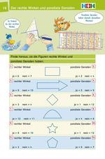 Der rechte Winkel und parallele Geraden