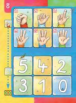 Wie viele Finger?