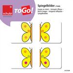71669 - schubi ToGo Spiegelbilder - Beispielkarten