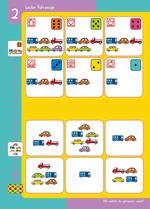 Lauter Fahrzeuge Wo siehst du genauso viele?