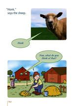 Meow says the cow_Probeseite 2