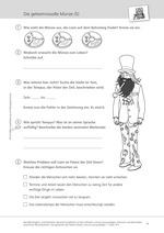 Leseförderung mit Rätselgeschichten 4. - 6. Schuljahr_Beispielseite 1